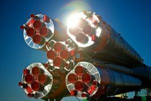 「プログレスM-29M」補給船、発射台へ ISSへの補給物資載せ10月1日打ち上げ