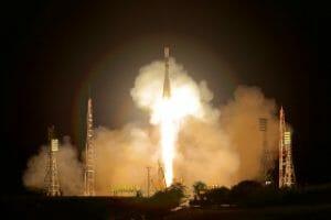 「プログレスM-29M」補給船、打ち上げ成功 ISSとドッキング