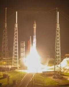 ULA社、100機目のロケット打ち上げ メキシコの通信衛星「モレロス3」の打ち上げに成功
