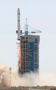 「長征二号丁」ロケット、商業用の地球観測衛星「吉林一号」の打ち上げに成功