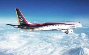 国産ジェット「MRJ」、1年の納入延期を正式発表
