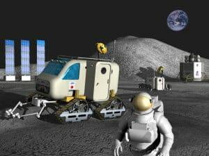 JAXAの月面有人探査構想