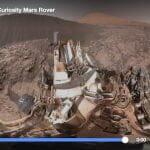 まるで映画。火星の乾ききった360度映像に息を呑む