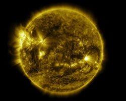 ぐるぐる回る、太陽コロナを神秘的な4Kタイムラプス動画でどうぞ