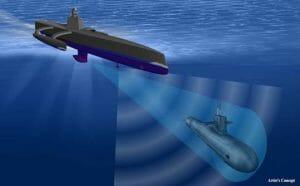 アニメが現実に? 無人のドローン対潜水上艦がいよいよ進水へ