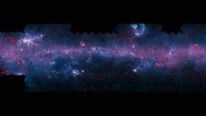 銀河系のすみずみまでを捉えた新地図が完成!