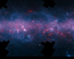 超精細な「天の川」の画像を欧州の天文台が発表
