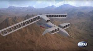 オスプレイの進化版? DARPAの無人電動飛行機コンセプトが未来すぎる