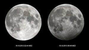 見えるかな? 今夜は「半影月食」が起きます