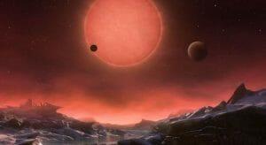 生命の存在可能な「地球に似た惑星」 40光年先で3つも発見!
