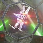 スター・ウォーズの空戦をドローンで再現! あまりの迫力にぶったまげた