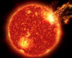 地球に生命体が誕生したのは「巨大な太陽嵐」のおかげ?