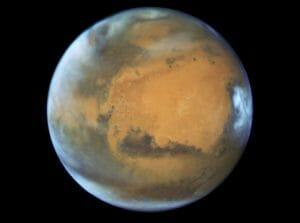 5倍サイズ「火星」 地球に31日に最接近! 観察のポイントは?
