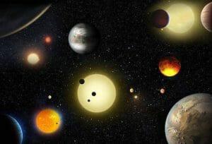 ケプラー衛星が快挙! 9つの生命存在可能な惑星や1,284の系外惑星を発見