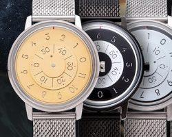 宇宙の神秘を腕に。ケプラーの軌道を描く腕時計「ANICORN<K452>」