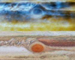 木星の恐ろしげな雲、その下には何があるの? 最新研究が報告