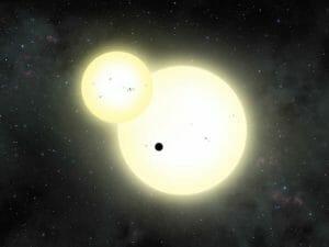 「木星サイズの大型惑星」居住可能領域で発見。公転周期は1,000日以上!