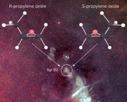 地球生命の謎解明へ。宇宙空間でキラリティー持つ「有機分子」を発見