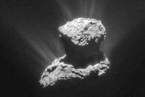 彗星の意外な「匂い」が判明。それは猫の…