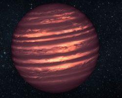 史上初 「水の雲」を太陽圏外で発見か 木星より重い「WISE 0855」