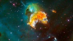 「超新星爆発の宇宙線」が地球の大量絶滅や氷河期に影響か:最新研究より