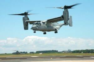 米海軍、3Dプリント製の重要部品を搭載したオスプレイの飛行テストに成功