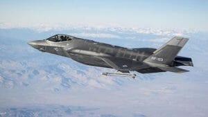 戦闘機「F-35A」が初期作戦能力を獲得 実戦配備が可能に