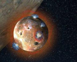 木星衛星「イオ」の大気、凍結と昇華を繰り返していた:研究報告