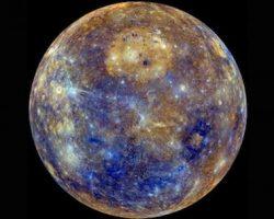 水星の主な火山活動、35億年前に停止していた可能性:研究報告