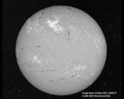 1967年、強烈な太陽嵐が「核戦争」を引き起こしかけていた