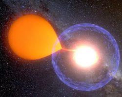 宇宙の神秘。「白色矮星」の爆発とその前後の観測に成功