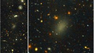 闇に飲まれよ。99.99%がダークマターの大型銀河「Dragonfly 44」の姿が判明