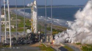 アンタレスロケット、爆発以来2年ぶりとなる打ち上げへ 10月初旬を予定