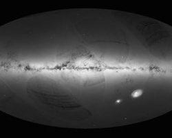 10億以上の星々…観測衛星「ガイア」による新たな銀河系の地図が公開