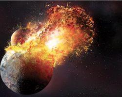 月を作った地球への隕石衝突、予想以上の恐るべき衝撃だった:研究報告より