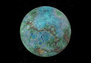 水星は地球の仲間? 現在も地殻運動で収縮中との研究報告