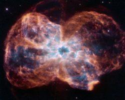 死にゆく太陽に似た星が描く、宇宙の巨大な「惑星状星雲」