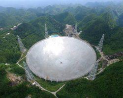 中国のFAST望遠鏡、試験観測で1350光年先のパルサーを捕捉。仕上がりは上々