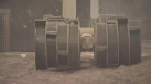 大地をローラーで掘り進む…NASAの新ローバーの勇姿を見よ! 水や酸素、燃料発掘が目標
