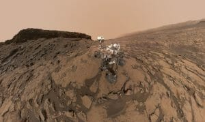 火星を旅する「キュリオシティ」が素敵な360度セルフィーを届けてくれたよ