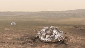 火星生命発見へ。欧露の探査機「エクソマーズ」来週には着陸機が火星到達へ