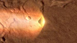 欧露火星着陸機のクラッシュ、コンピューター故障が原因? 機体高度を勘違いか