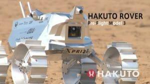 これが日本発の月面探査車だ! HAKUTOが鳥取砂丘での走行試験動画を公開