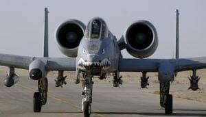 7砲身パンチは終わらず! A-10攻撃機、今後も無期限に運用される模様