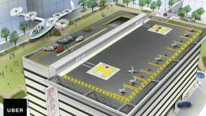 配車サービスのUber、空飛ぶタクシー計画「Uber Elevate」発表 自動運転で高速移動可能に