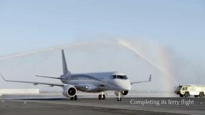 日本の翼、アメリカへ到着。国産ジェット「MRJ」のフェリーフライト動画が公開
