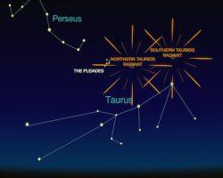「おうし座南流星群」が11月6日に見頃! 東の空で1時間に数個が観察できそう