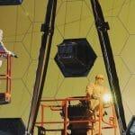 宇宙の始まり観測 「ジェイムズ・ウェッブ宇宙望遠鏡」主鏡が完成 2018年に打ち上げ