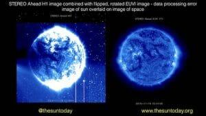 太陽に謎の光球が出現 その正体はUFOではなく……