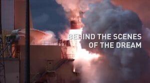 まるで映画。測位衛星「ガリレオ」とアリアン5ロケットの打ち上げ動画をどうぞ